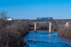 Going Into Town (douglilly) Tags: conrail sd452 reading