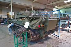 Leopard 1, durchgeschnitten (Triple-green) Tags: bundeswehr carlzeiss carlzeissjena flektogon420 fujifilmxt1 koblenz lensturbo leopard1 militär technikmuseum wehrtechnischestudiensammlungkoblenz zhongyilensturboii