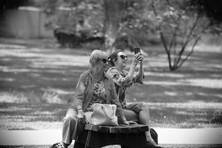 Photo-op, Cantigny Park. (EOS)