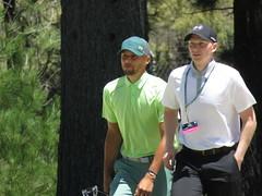 Steph Curry on the 16th hole (vpking) Tags: celebritygolf americancentury edgewoodgolfcourse tahoesouth nevada southlaketahoe goldenstatewarriors davidson