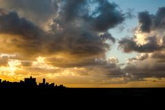 Silhouettes of La Habana (Geraint Rowland Photography) Tags: silhouettephotographybygeraintrowland havana skylineofcuba cuba cubanphotos geraintrowlandphotography sunset settingsun sky storm weather sea ocean shadows downbythesea wwwgeraintrowlandcouk