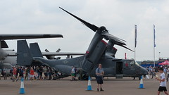 08-0050, USAF, United States Air Force, Bell-Boeing CV-22B Osprey (bertie's world) Tags: the royal international air tattoo 2018 raf fairford uk aircraft airfield riat show 080050 usaf united states force bellboeing cv22b osprey