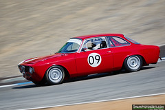 1965 Alfa Romeo Giulia Sprint GTA (autoidiodyssey) Tags: 2017rolexmontereymotorsportsreunion rmmr montereyhistorics rolexmontereymotorsportsreunion 1965 alfa romeo giulia sprint gta matthewpolk salinas ca usa