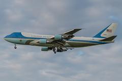 IMGP2982_92-9000-PIK (ClydeSights) Tags: airforce1 7472g4b 929000 airport b742 boeing boeing747200 egpk glasgowprestwickairport pik unitedstatesairforce vc25a cn23825