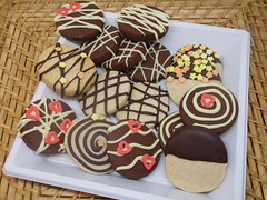 Biscotti Sablé Fantasia (dolciefantasia) Tags: biscotti cake cakedesign cakepops compleanno cupcake decorazione dolci dolciefantasia fantasia festa lamponi minicake pastadizucchero sablé torta