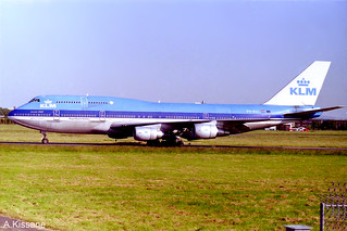 KLM B747 PH-BUL