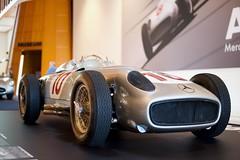DSC_2581 (AperturePaul) Tags: louwman museum thehague denhaag southholland netherlands nikon d600 car racing classic mercedes mercedesbenz silver arrow