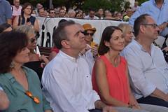 13.07.18 - Fiesta de la Rosa - Vicálvaro (MADRID - PSOE) Tags: psoem vicálvaro carmen calvo josé manuel franco reyes maroto
