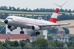 A320_OS9088 (JSI-VIE)_OE-LBP (Retro Livery)_1 (VIE-Spotter) Tags: vienna vie airport airplane flugzeug flughafen planespotting wien