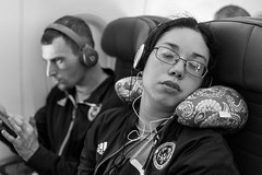 2018_SO USA Summer Games_MCP_L9A4968-bw0077 (Marco Catini) Tags: 2018 airplane flight nj newjersey seattle specialolympics specialolympicsusa specialolympicsusagamesseattle2018 teamnewjersey usa usagames united