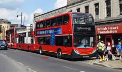 E6 Go-Ahead London (KLTP17) Tags: sn06bnj e6 goahead london commercial adl enviro400 wimbledon 840