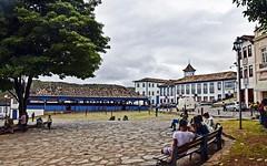 Brasil - MG, Diamantina. Praça do Mercado! (jvaladaofilho) Tags: cenasurbanas cityscape streetview streetphotography brasil mg minasgerais diamantina mercado valadaoj