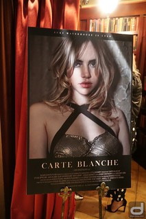 CARTE BLANCHE screening at the The Hollywood Roosevelt Theatre in Los Angeles, California | Photos by Cindy Maram/Dig In Magazine