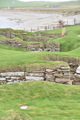 Skara Brae (PLawston) Tags: uk britain scotland orkney mainland skara brae neolithic village walls