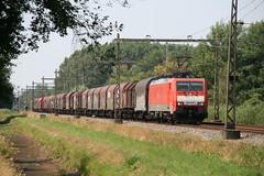 189 028-4 (Harrys Train photos) Tags: dbcargo dbc189 siemens eurosprinter staaltrein cargo freight railway railroad güterzug trein train