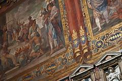 San Giovanni in Laterano 56 (David OMalley) Tags: rome roma italy italia italian roman canon g7x mark ii powershot canonpowershotg7xmarkii canong7xmarkii g7xmarkii rione monti basilica san giovanni laterano ancient historic heritage art sculpture catholic church papal