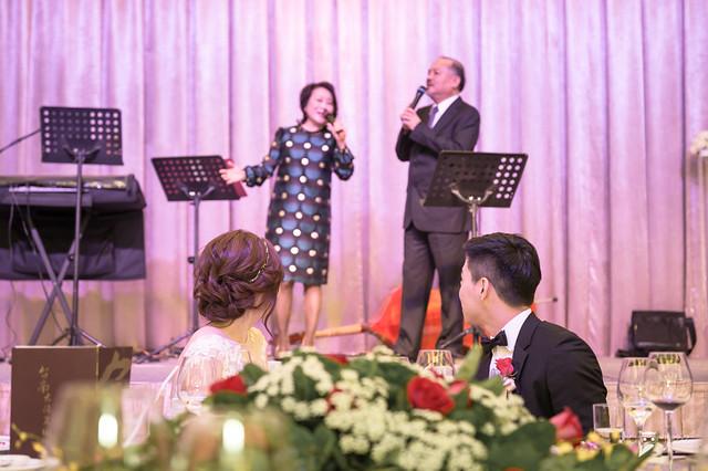 Allen&Alice-台南大億麗緻宴客-婚禮記錄-37
