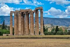 Athens Ruins (Brook-Ward) Tags: hdr brook ward athens greece ruins ue urban urbex exploration old grime decay vacation holiday travel euorpe