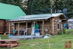 Moose Camp Fishing Resort (DragonSpeed) Tags: britishcolumbia clearwater deubelake moosecampfishingresort riouxlake troutfishing cabin fishing caribooh canada ca