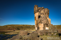 Sillustani (Dorin Mantoiu) Tags: titicaca travelonthousandwords thousandwords peru puno pe