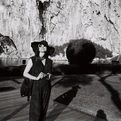 Greece-R1_05 (kiproof) Tags: athens greecemonochrome blackandwhite film ilford hp5 iskra 6x6 120film marla touristr vouliagmeni