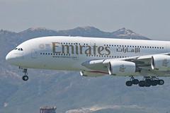 A6-EDQ A380 Emirates (JaffaPix +4 million views-thanks...) Tags: a6edq a380 380 airbus emirates uae hkg vhhh hongkong cheplapkok aeroplane aircraft airplane airline airliner aviation flying flight davejefferys jaffapix jaffapixcom