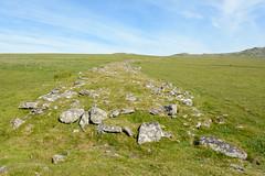 Causeway, Rough Tor (RoyReed) Tags: roughtor stone england unitedkingdom gb