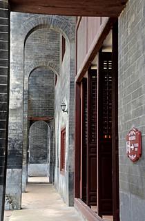 Heritage house 劉永福故居