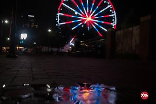 SkyStar Wheel Hits Downtown Norfolk