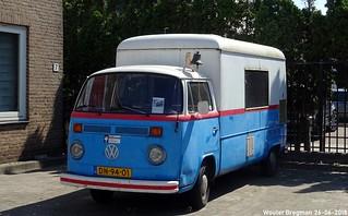 Volkswagen T2B Kemperink 1972