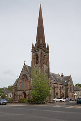 St Mary's (itmpa) Tags: stmaryschurch stmarys stmarysstreet church reused converted residential tower decorated gothic 18724 1870s listed categoryb freechurchofscotland freechurch kirkcudbright kirkcudbrightshire archhist itmpa canon6d canon 6d tomparnell scotland