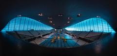London (richard.mcmanus.) Tags: mcmanus uk swimmingpool architecture londonolympics londonaquaticcentre london stratford zahahadid