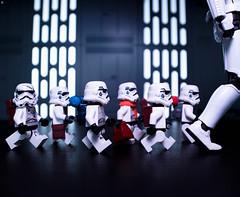Trooper School Trip (Jezbags) Tags: trooper school trip starwars stormtrooper stormtroopers troopers kids teacher class lego legos toy toys canon canon80d 80d laowa bandai shfiguarts deathstar macro macrophotography macrodreams macrolego