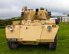 Saladin Armoured Car 28th April 2018 #2 (JDurston2009) Tags: tigerday tigerdayix armouredcar bovington bovingtoncamp dorset saladin tankmuseum thetankmuseum