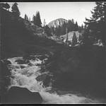Archiv P237 Gebirgsbach, Bayern, 1920er thumbnail