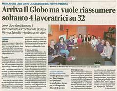 CorriereRomagna_05-06-2018_mercatone (Comune di Coriano) Tags: crisi mercatone sindacati
