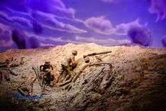 Australian War Memorial - WW1 diorama (naemickpics.com) Tags: 2018 australian war memorial naemickpicscom lest we forget canberra naemickpics australia lestweforget australianwarmemorial campbell australiancapitalterritory au visitact awm ww1 ww2 soldier airman seaman
