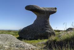 Anvil Stone (l4ts) Tags: landscape derbyshire peakdistrict darkpeak bleaklow bleaklowhill bleaklowstones moorland gritstone gritstonetor anvilstone whaletail