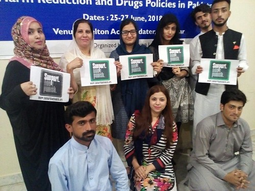 Students for Sensible Drug Policy Pakistan
