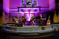 Write Like A Girl Tour -0657 (redrospective) Tags: 2018 20180524 bethkeeping emilyfaye europe london may2018 stmaryschurch suemcmillan uk unitedkingdom vicallen altar artist artists blond blonde church concert electroacousticguitar guitar guitarist hair human instrument instruments laugh laughing live musicphotography musician musicians people performer performers person redrospectivecom singer singersongwriter singing smile smiling songwritersround stainedglass stainedglasswindow woman women