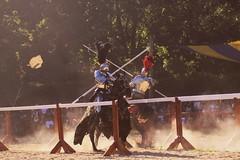 joust (Moyer566) Tags: knights jousting joust thejousters bristol renaissance faire renfair renfaire hardhits hit horses fun entertainment sirmauldron sirmaximillian canon 50d corel paintprox5 photography explore