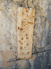DSCN0082 (Puntin1969) Tags: statua salita nikon coo estate vacanze montagna dolomiti valdifassa fassa sole