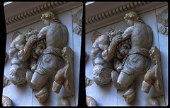 Relief des Pergamonaltar 3-D / CrossView / Stereoscopy / HDRaw (Stereotron) Tags: berlin museum archeology archäologie pergamon altar greek roman ancient comparative mythology thunderboltofthegods electricuniverse relief cross eye view xview crosseye pair free sidebyside sbs kreuzblick bildpaar 3d photo image stereo spatial stereophoto stereophotography stereoscopic stereoscopy stereotron threedimensional stereoview stereophotomaker photography picture raumbild canon eos 550d chacha singlelens kitlens 1855mm 100v10f tonemapping hdr hdri raw
