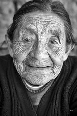 Basilia (_aires_) Tags: aires iris basilia lifelines woman wrinkles old smile sweetsoul portrait gentleness canoneos5dmarkiv canonef2470mmf28liiusm canta cantaperu