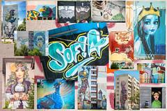 Street Art Of Sofia (TablinumCarlson) Tags: sofia bulgarien bulgaria leica summicron m240 m fassade facade streetart grafitti street art strassenkunst collage wandmalerei nassimo strasenkunst kunst malerei gemälde urbanart urban mural