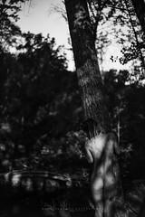 Árbol. (Raúl Barrero fotografía) Tags: seleccionar nude woman behind