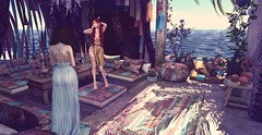 House of flowers (ecerinei) Tags: ik whitewidow af ks aisling arcade collabor88 eaterscoma enfantterrible epiphany fgc gachaland moonelixir truthhair we3roleplay