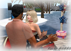 4th of July (4) (Poppys_Second_Life) Tags: 2l 4thjuly fourthofjuly independenceday picsbyⓟⓞⓟⓟⓨ popi popisadventuresin2l popikone popikonesadventuresin2l poppy rich sl secondlife tsongkhapa virtualphotography
