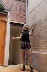 575 (Lily Blinz) Tags: crossdress crossdresser crossdressed collant crossdressing cd tgirl travesti tv transvestite tranny tg ts transgender transgenre trav trans tranvestite lilyblinz lily blinz fishnet