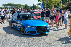 RS6 Performance (Alessandro_059) Tags: audi rs6 performance avant c7 blue cars coffee belgium
